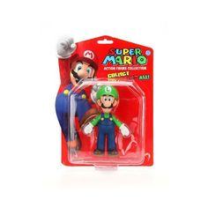Super Mario Large Collection Luigi Figure