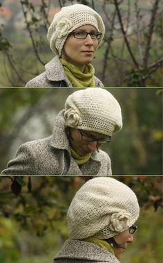 Love this hat and great pictorial. Directions are in a language I don't recognize though. Would love to find them in English.