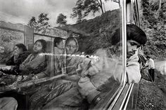 Raghu Rai: On a Train to Darjeeling by Raghu Rai, 1995