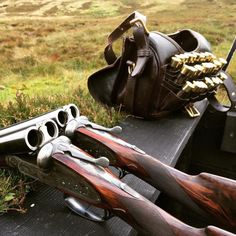 This is the official page of Gentleman Bobwhite, dedicated to the outdoor lifestyle and the pleasures of pursuing the gentleman of game birds: the bobwhite quail. Quail Hunting, Hunting Rifles, Armas Wallpaper, The Sporting Life, Gun Art, Firearms, Shotguns, Guns And Ammo, Hand Guns