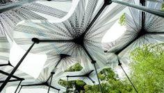 MPavillion 2015 Melbourne structure