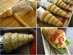 Tésztát tekert az alufóliára, majd a sütőbe tette. Ha meglátod miért, te is el akarod majd készíteni! (videó) - www.kiskegyed.hu