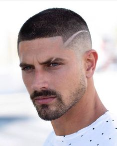 7353251f8e6 Buzz Haircut for Trend Spotter Cool Hairstyles For Men