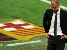 """Pep Guardiola: """"No voy a ser presidente del Barcelona; para eso ya está Piqué"""""""