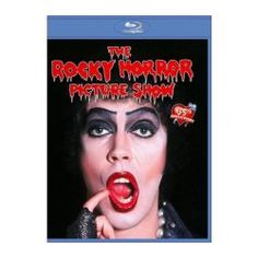 The Rocky Horror Picture Show 35th Anniversary Movie (Blu-ray) $15.99 Free Shipping