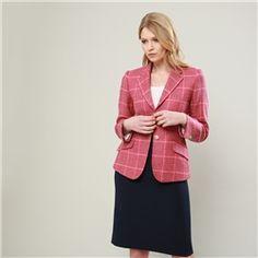 Shop All Women's Clothing Department - Donegal Tweed Coats, Jackets & Luxury Knitwear Tweed Coat, Tweed Jacket, Tweed Skirt, Liberty Of London, Donegal, Spring Summer 2018, Printed Blouse, Knitwear, Ireland
