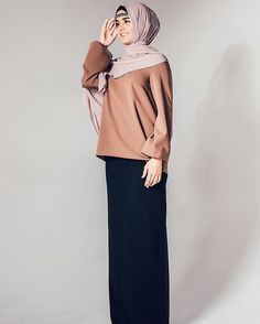 Nice hijab style
