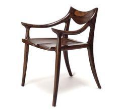 Sam Maloof, Side Chair, 1975,