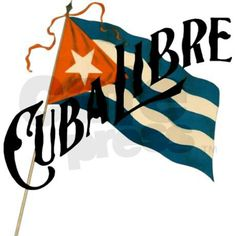 Cuba Libre. I dont' loose my hope to see it some day before I die.