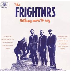The Frightnrs - Nothing More To Say Vinyl LP