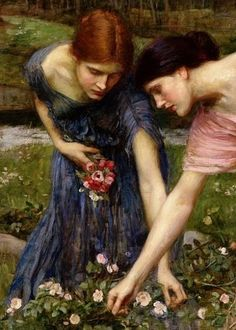 John William Waterhouse (1849-1917) artist