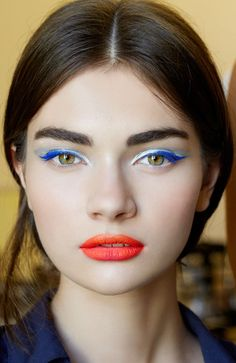 couture makeup looks | couture runway was anything but basic when it came to makeup the look ...