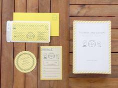 結婚式ペーパーアイテム -招待状- wedding paper item -invitation- オーダーメイド/オリジナル