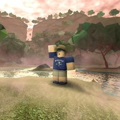 Need a vacation from winter? Take a virtual trip to warmer places in #ROBLOX! by roblox