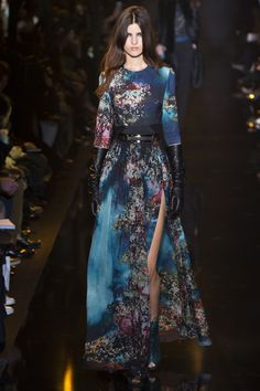 See the Elie Saab autumn/winter 2015 collection