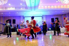 Свадьба в InterContinental Hotel Moscow.  Фото-отчёт на www.chigincev.ru