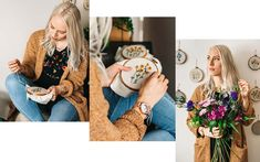 There's no getting away from florals and our signature Winter Garden style has been given a new season mo the trend. Olivia Burton, Winter Garden, Garden Styles, Hand Coloring, Seasons, This Or That Questions, Watches, Florals, Shopping