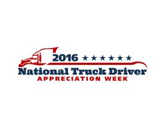 September 11 - 17 is National Truck Driver Appreciation Week when we have cookouts at all terminal locations.