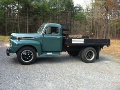 1946 Ford Flatbed Truck images