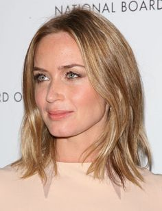 Prime Emily Blunt On Pinterest Short Hairstyles Gunalazisus