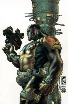 Bishop: Uncanny X-Men #494