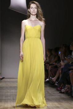 Jenny Packham Ready To Wear Spring Summer 2015 New York