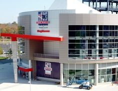 The Hall at Patriot Place, Foxboro, Mass. It changed my life!