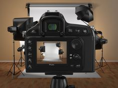 Lighting On The Go - Perfect for weddings, portrait sessions and outdoor sessions!