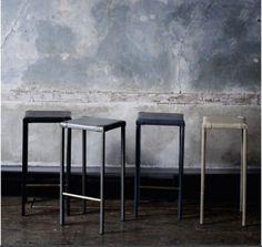 ochre sable stools