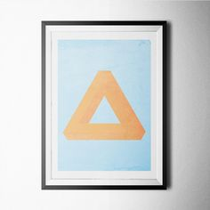 Minimal Triangle Paradox #poster #print #minimal #blackandwhite #scandinavian #nursery #minimalist #kidsroom #posters #prints #geometric #quote #quotes #quoteprint #wallart #decor #home #gift #homedecor #decoration #design #illustration #nordic #creative #buy #valentine #holiday #halloween #christmas #posterart #printart #giclee #fineart #artprints #northshire