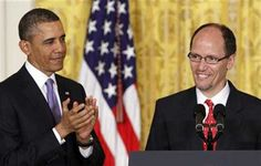 Obama's Labor Secretary Goes Full-On Commie on Memorial Day - What a Jack ASS!
