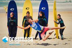 Enjoy the summer with http://www.dreamseasurfcamp.com