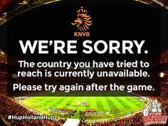 Spain - Holland, 1 - 5 ! #wk2014 #dutch Als je in het buitenland woont kun je nooit Nederland's comentaar Horen. Dat is super irritant!!!!!