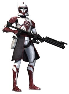 Clone Commander Fox (Phase I)
