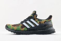 "official photos e2870 5edf0 BAPE x adidas Ultra Boost ""Camo"" BB8586 New Adidas Ultra Boost, Ultraboost,"