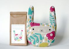 DIY Plush Doll Pattern  BunnyinBloom by kirikipress on Etsy, $20.00