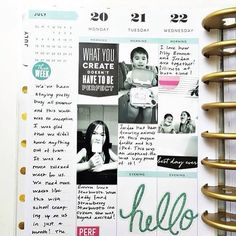 The Happy Planner™ @the_happy_planner Today on the @mea...Instagram photo | Websta (Webstagram)