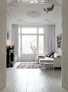 a stunning family home in amsterdam by the style files, via Flickr