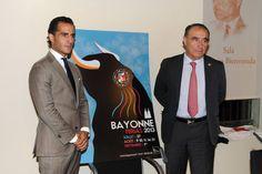 Todo sobre la presentación de los 6 toros en Bayona - Ivan Fandiño