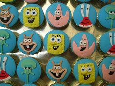 spongebob cake | spongebob and friends | Flickr - Photo Sharing!