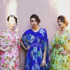 « #zhorrais #caftan #gandouras #handmade #exclusive #moroccanembroidery #passion #love #shooting #fashionshow #marrakech #royalmansour #collection2015 »