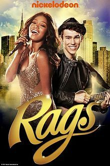 Rags on imdbfree.com | Rags follows the story of character Charlie Prince (Max Schneider), his greedy, unloving stepfather, Arthur, his spoiled stepbrothers, Andrew (Keenan Tracey) and Lloyd (Burkely Duffield ). Also Kadee (Keke Palmer), a superstar with a music mogul father, Reginald Worth (Isaiah Mustafa).