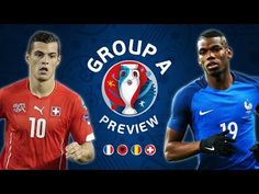 EURO 2016 Group A Preview | France, Switzerland, Romania & Albania -  http://www.football5star.com/highlight/euro-2016-group-preview-france-switzerland-romania-albania/72490/