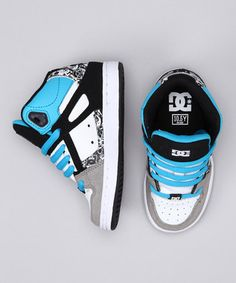 DC Shoes, even though these are guys shoes I would wear them!