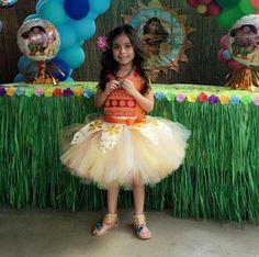 FANCY VERSION Moana Inspired Tutu Dress by TutuOclockSomewhere