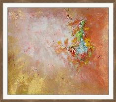 Minimal Home Wall Art Decor Thank you for your interest in my art!  Print on Canvas of the original minimalist sold #abstract painting.  Title: ''The Sound of Sunshine''  Pr... #originalart #print #artforsale #trending
