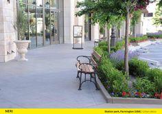 Farmington Uath, Station Park, Mall, Lamp, Design.  http://www.neri.biz/en/Company/News-and-events/Neri-and-USAs-malls #Light #Design #Urbanlight #Structure #Madeinitaly #Luce #Lighting #Ispiration #NeriSpa #Senigallia #Followus #Follower #USA #mall #beanches