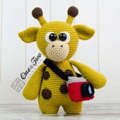 Kenny the Little Giraffe