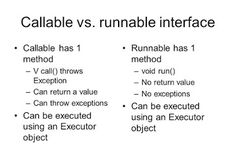 Callable vs Runnable in Java Computer Programming, Computer Science, Java Tutorial, Multi Threading, Data Structures, Interview Questions, New Things To Learn, Wedding Humor, Funny Art