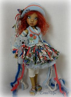 Poppies & Posies for Kaye Wiggs' illies | by Dress*Ups by pj